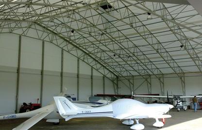 Fabric Aircraft Hangar 416px