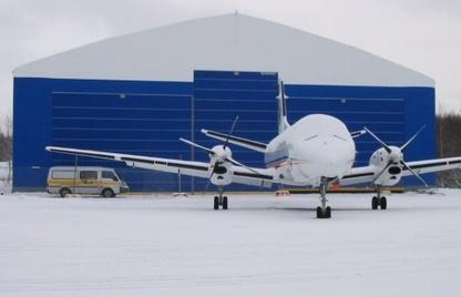 40m Hangar with Vertical doors_416x268