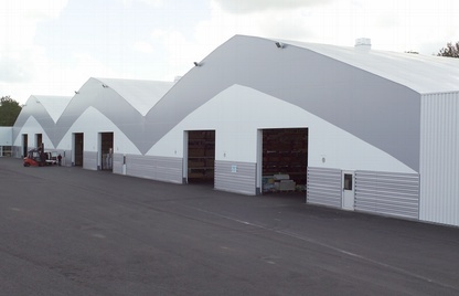 Port Storage Logistics Building