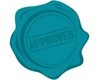 Building Approved Stamp